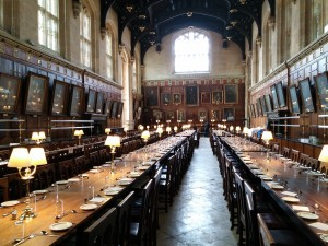 Great Hall in Oxford
