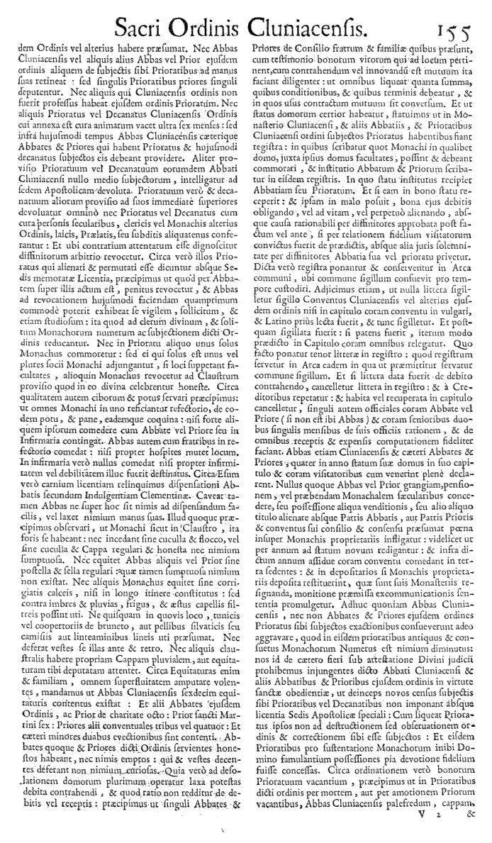Bullarium Cluniacense p. 155   ⇒ Index privilegiorum