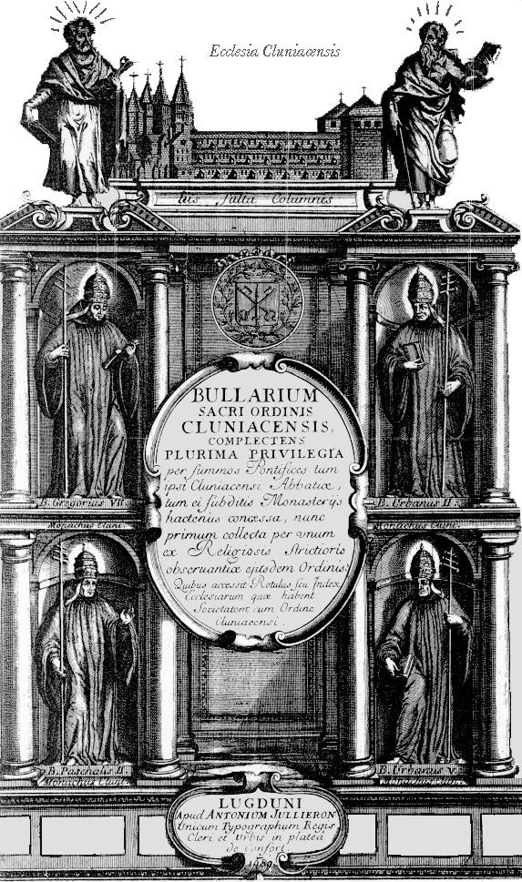 Bullarium Cluniacense  ⇒ Titulus