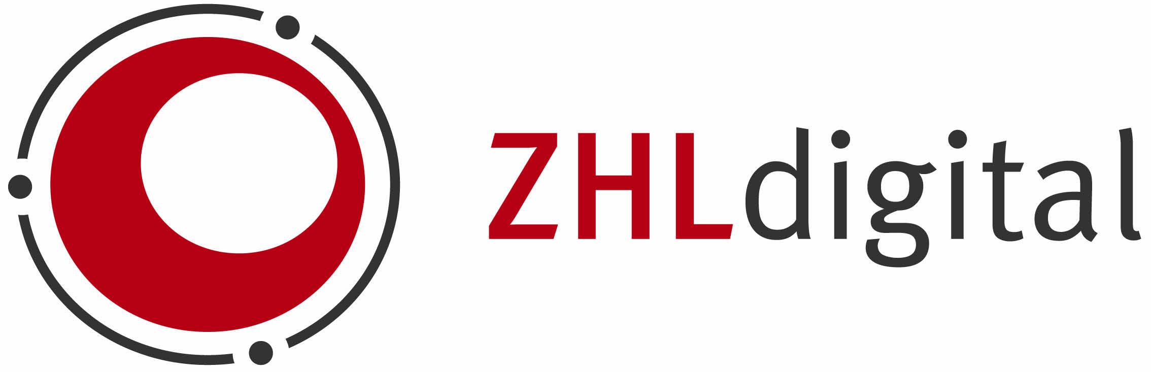 Logo des ZHLdigital