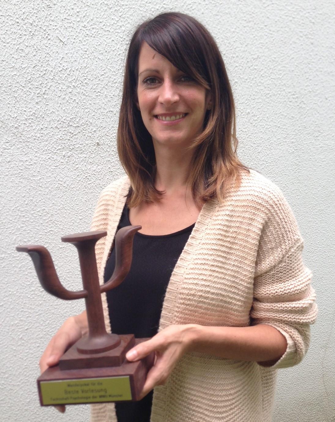 PsyEval award SoSe17