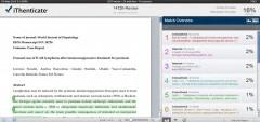 814-Scientific misconduct check