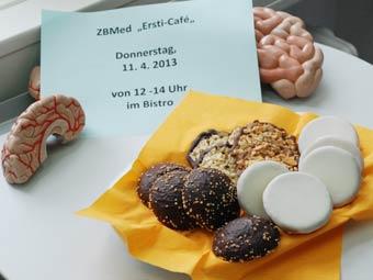 kaffee & kuchen für erstsemester voller erfolg | aktuelles, Einladung