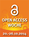 Internationale Open Access Woche 2014