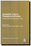 Edward Said S Translocations