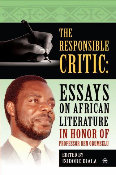 radical essays on nigerian literature Postcolonial literature is the literature of countries that were nigeria nigerian author commonwealth literature: an essay towards the re-definition of a.
