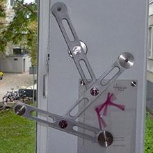 Chaospendel-quad