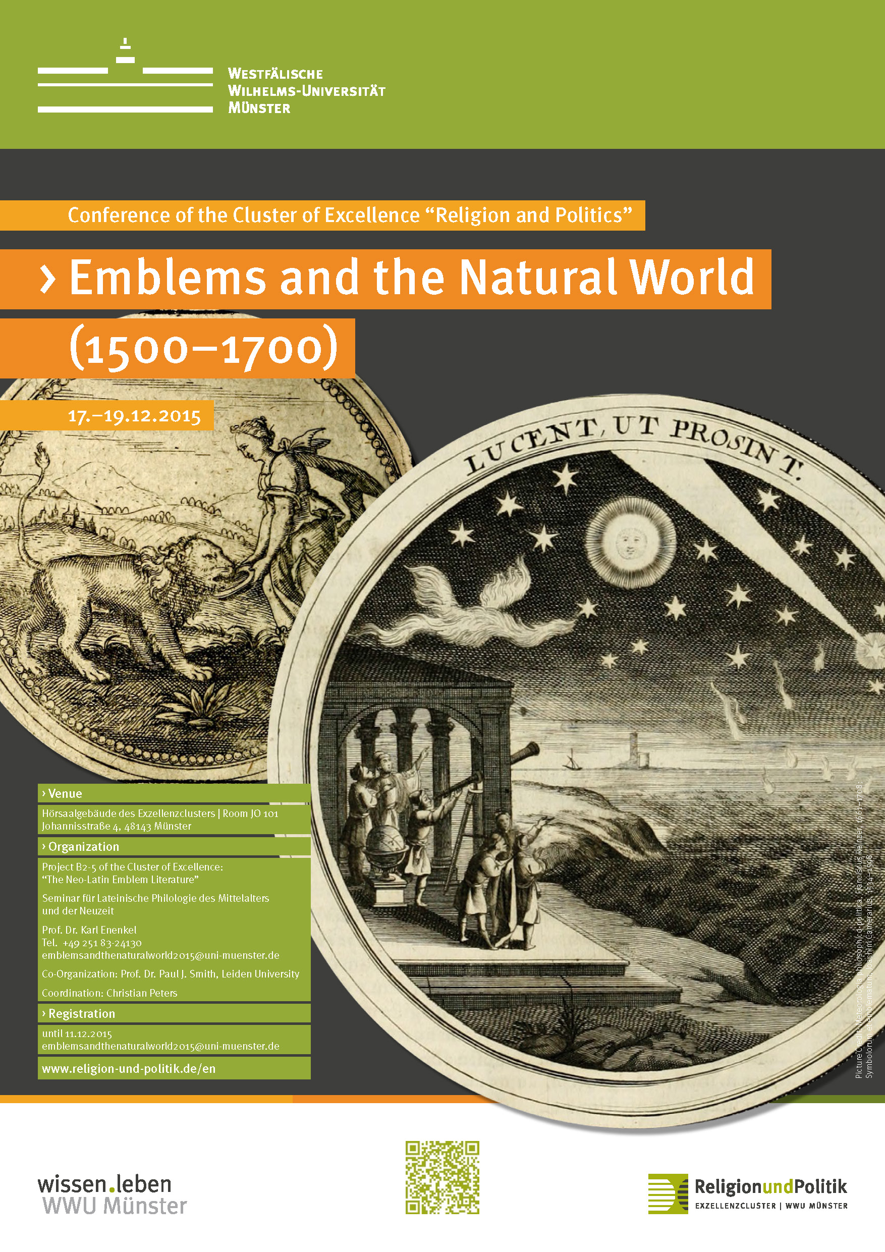 Emblems And The Natural World Plakat Web