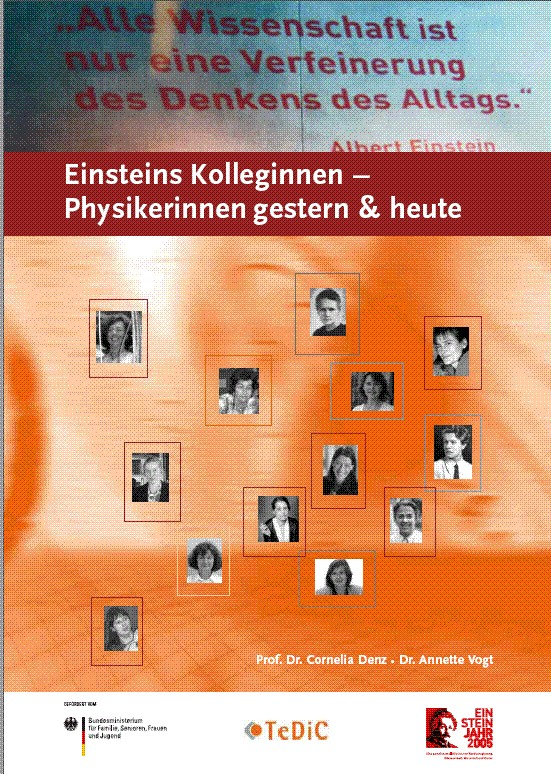 Einsteins Kolleginnen