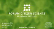 Forum Citizen Science Berlin