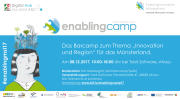 Einladung Barcamp Enabling2017