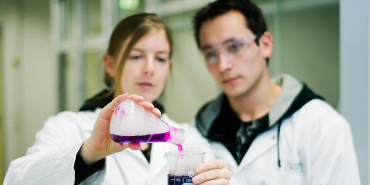 Chemistry promotion of young researchers