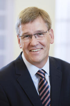 Rector Prof. Johannes Wessels