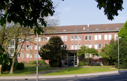Faculty of Protestant Theology building