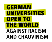Universities for openness, tolerance and against xenophobia