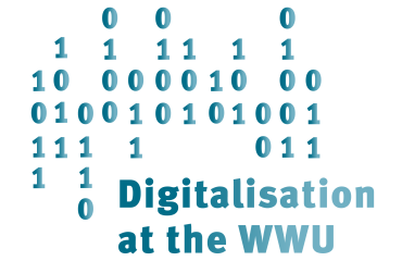 Digitalisation at Münster University