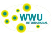 Logo WWU international