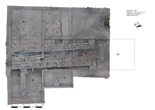 Klassische Archaologie Und Christliche Archaologie Armenian German Artaxata Project