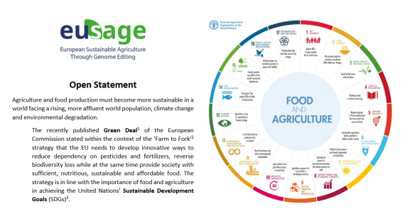 EU-SAGE open statement from 24.07.2020