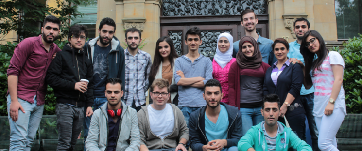 participants in the summer course