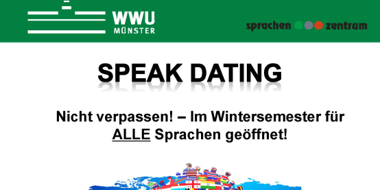 Speak-dating Ws 17-18 2-1