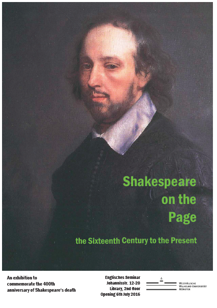 Shakespeare On The Page