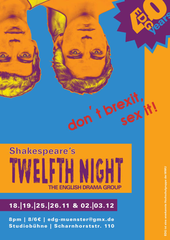 Twelfth Night Poster Web
