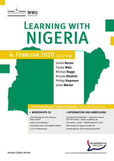 Poster Teaching Nigeria