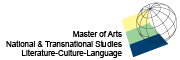 MA National and Transnational Studies: Literature - Culture - Language