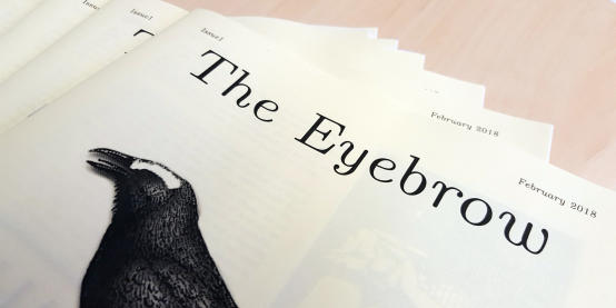 Eyebrow First Issue