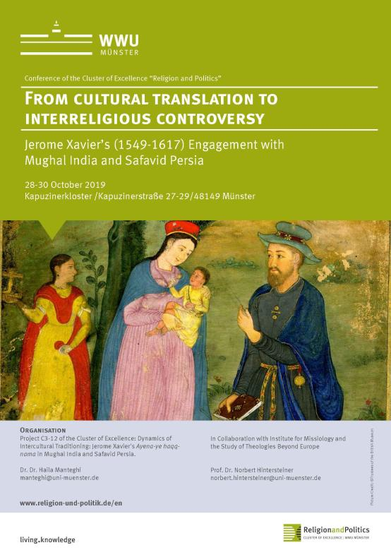 From cultural translation to interreligious controversy
