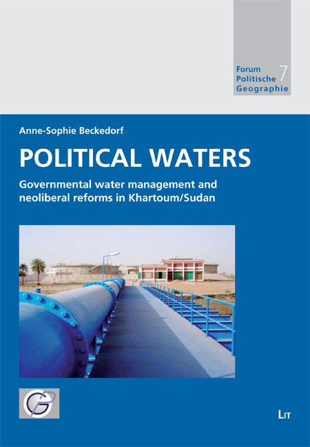 Bd. 7, A.-S. Beckedorf (2012): Political Waters