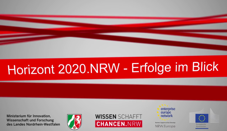 Video for the event Horizon 2020.NRW