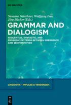Grammar And Dialogism