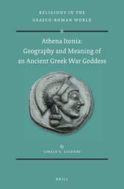 Athena Itonia: Geography and Meaning of an Ancient Greek War Goddess