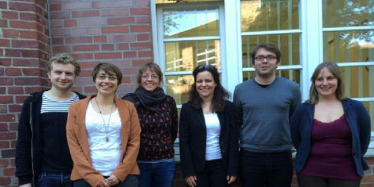 The Junior Research Group was established on 15.4.2009 and is headed by Prof. Dr. Isabel Heinemann.