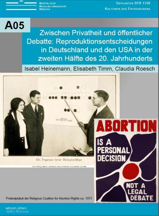 SFB Plakat