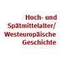 Logo Hoch- und Spätmittelalter / Westeuropäische Geschichte