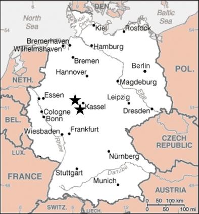 Lehreinheit Geschichte Galeriegrber Hessen u Westfalen