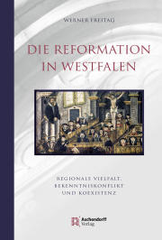 Buchcover Reformation in Westfalen