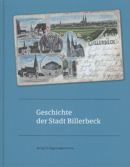 Stadtgeschichte Billerbeck Cover