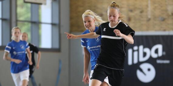 Futsal Nationalmannschaft Studentinnen