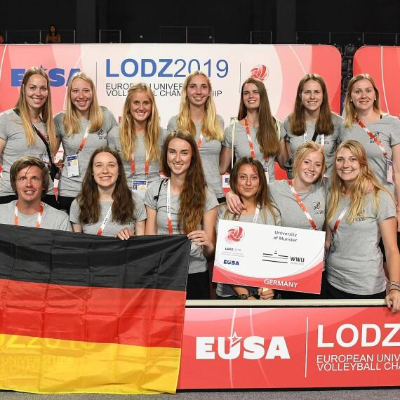 Volleyball Euc Lodz 2019