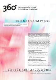Call For Student Papers