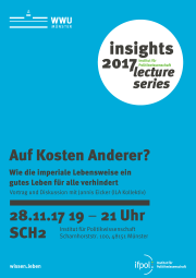 171121 Ifpol Insights Lecture Series Plakat2 Jeicker Rz Ansicht
