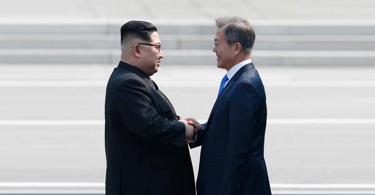 2018 Inter-korean Summit 00