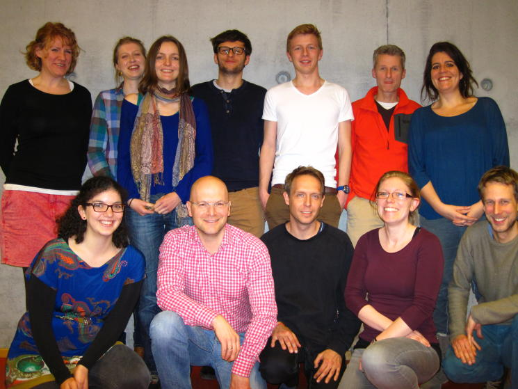 Retreat Potsdam Januar 2016