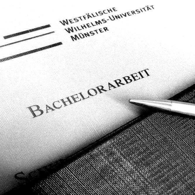 Bwl bachelorarbeit wwu bachelorarbeit handschriftlich korrigieren