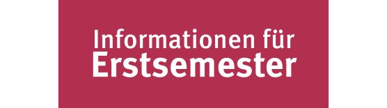 Button: Informationen fuer Erstsemester