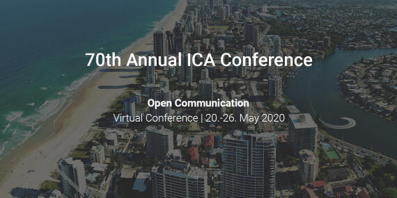 Overview: 70th Annual Conference of the International Communication Association (ICA)